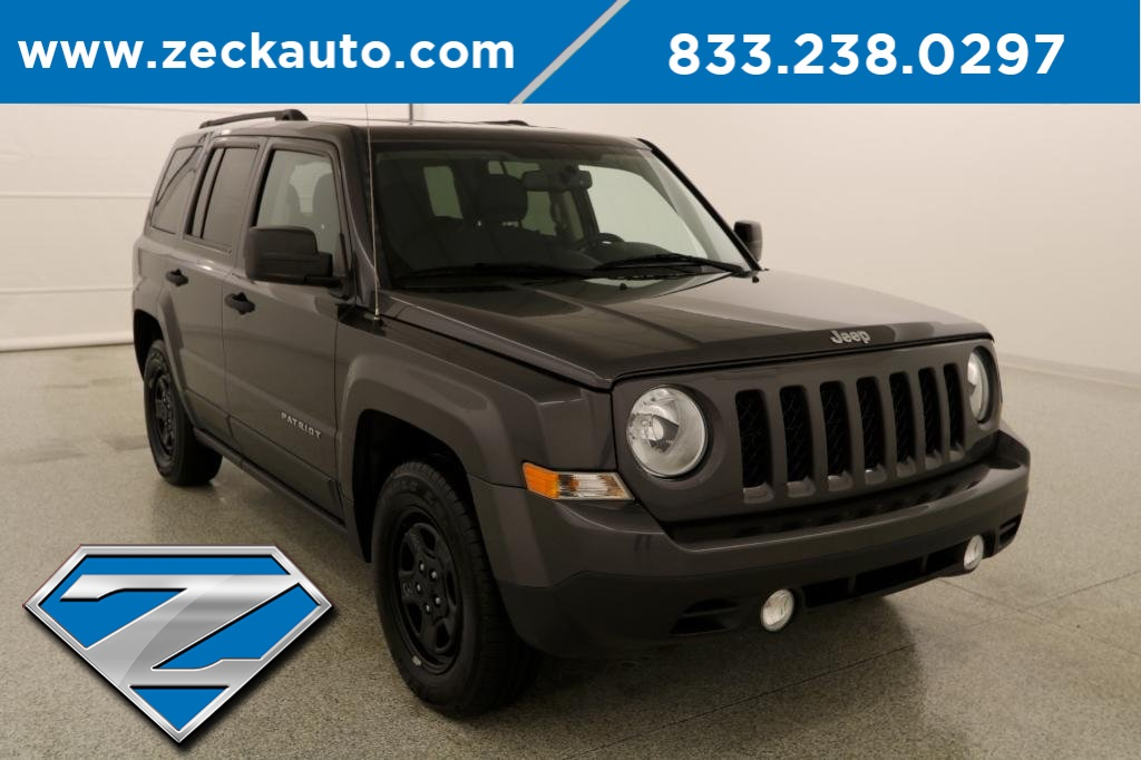 Pre Owned 2016 Jeep Patriot Sport