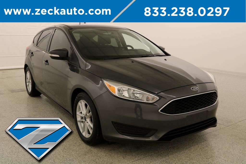 Pre Owned 2016 Ford Focus Se