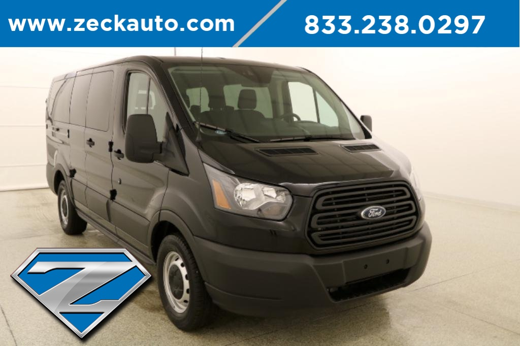 Ford Transit Wagon >> Pre Owned 2019 Ford Transit 150 Xl Low Roof 8 Passenger Wagon Rwd Passenger Van