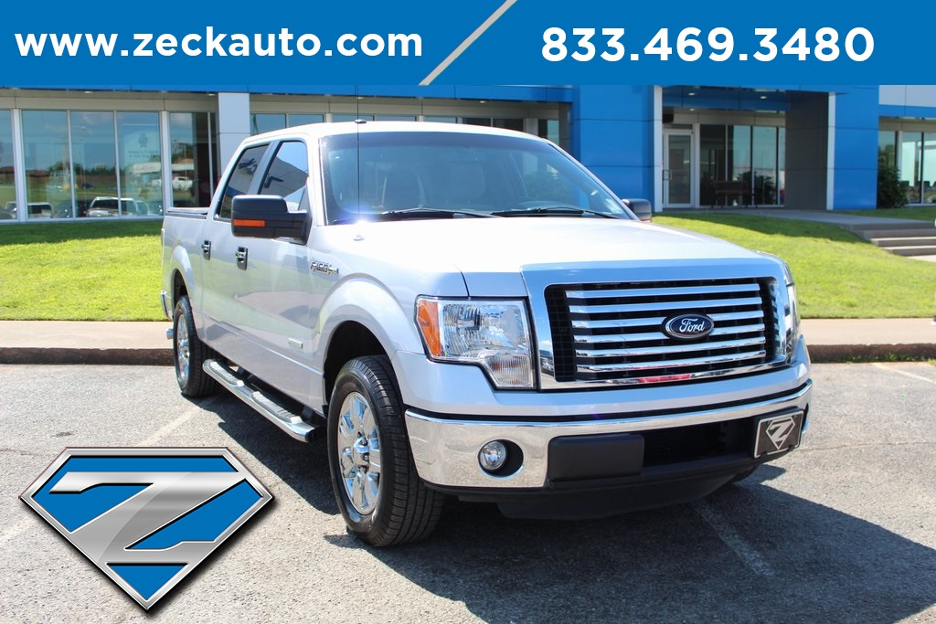 2012 Ford F 150 Xlt >> Pre Owned 2012 Ford F 150 Xlt Rwd 4d Supercrew