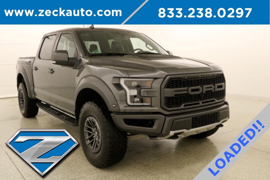 Ford Raptor Used >> Pre Owned 2019 Ford F 150 Raptor 4wd