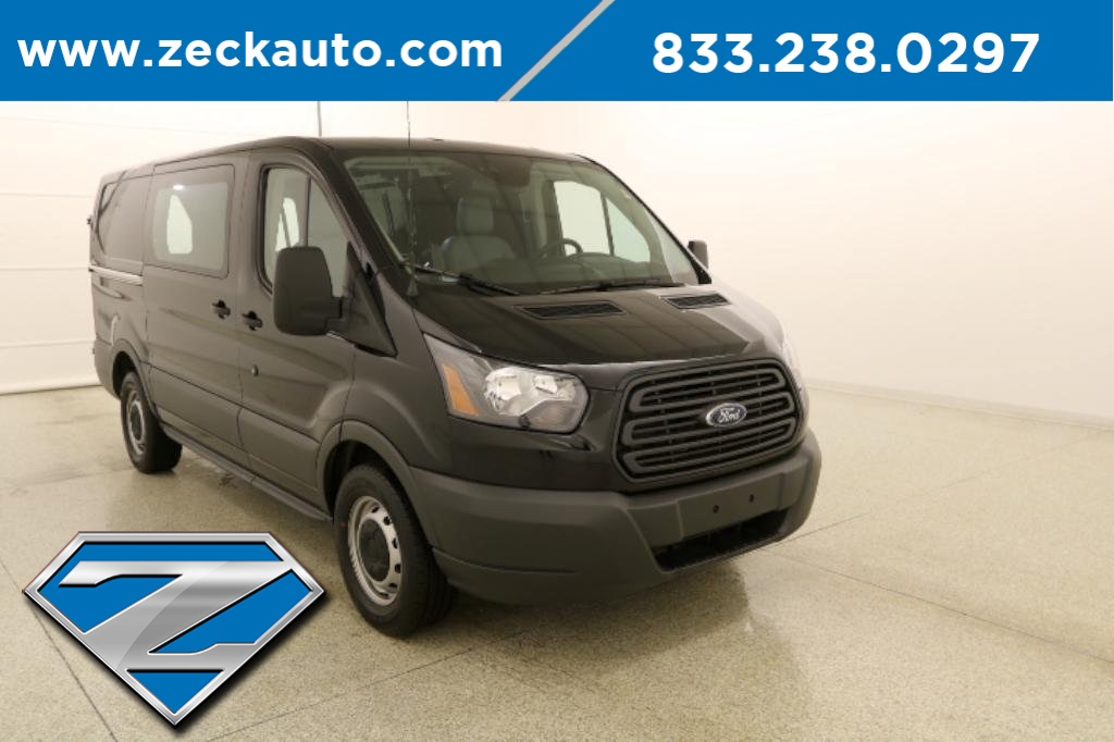 Pre-Owned 2018 Ford Transit-150 Low Roof Cargo Van