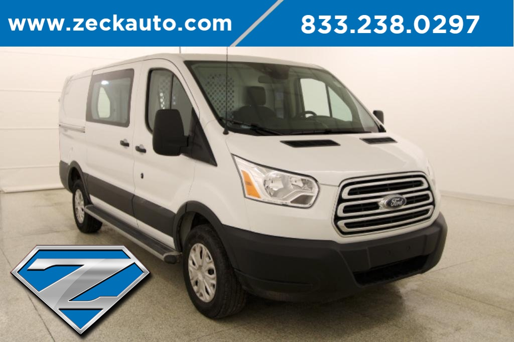 Pre-Owned 2019 Ford Transit-250 Low Roof Cargo Van