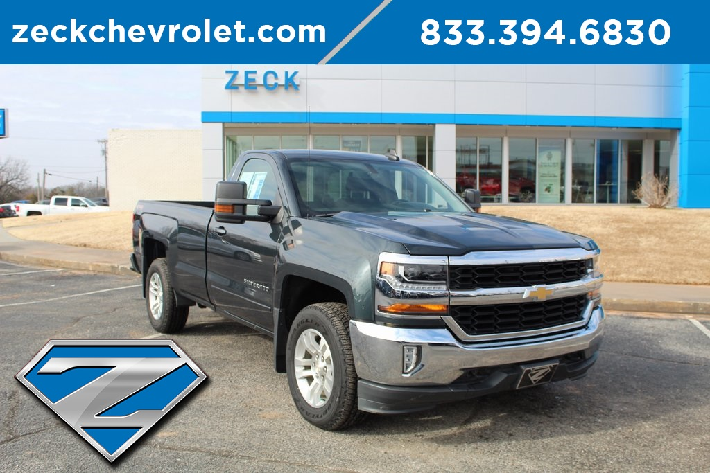 Pre Owned 2017 Chevrolet Silverado 1500 Lt 2d Standard Cab In