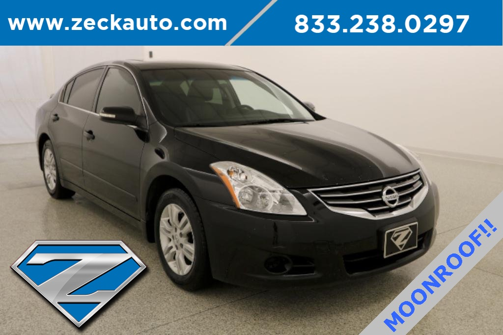 Captivating Pre Owned 2012 Nissan Altima 2.5 SL