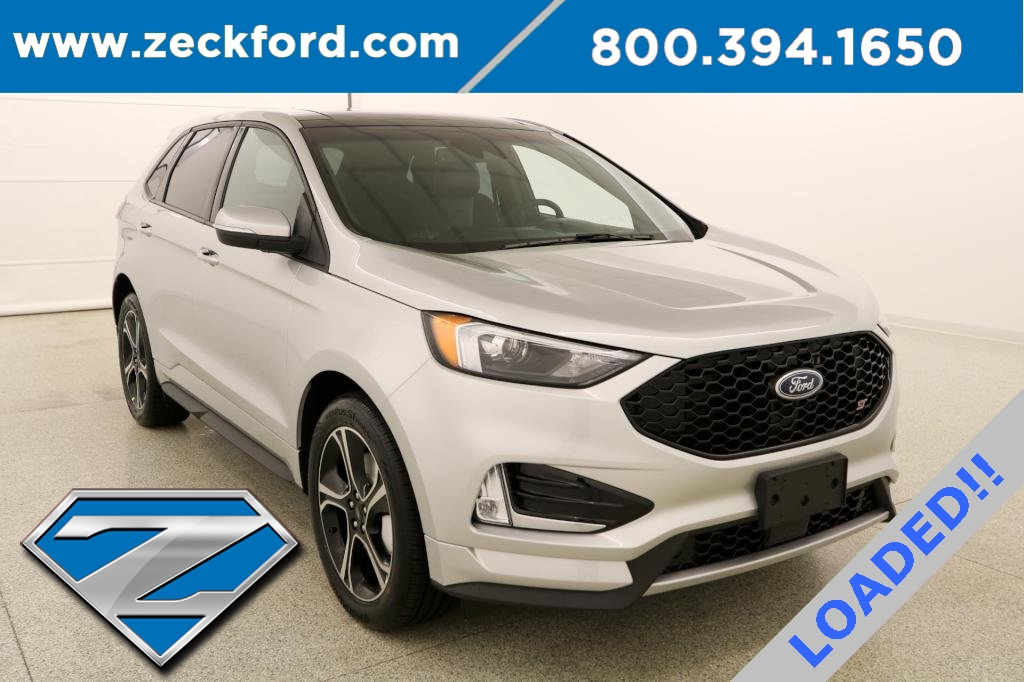 New  Ford Edge St