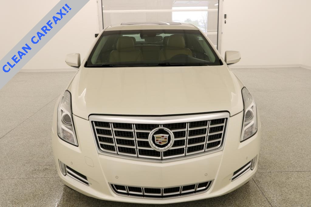 Pre Owned 2013 Cadillac Xts Luxury 4d Sedan In Leavenworth Z1197