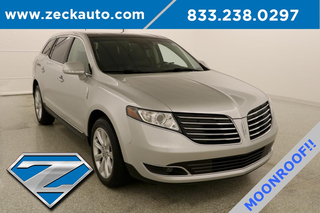 Pre-Owned 2018 Lincoln MKT Premiere