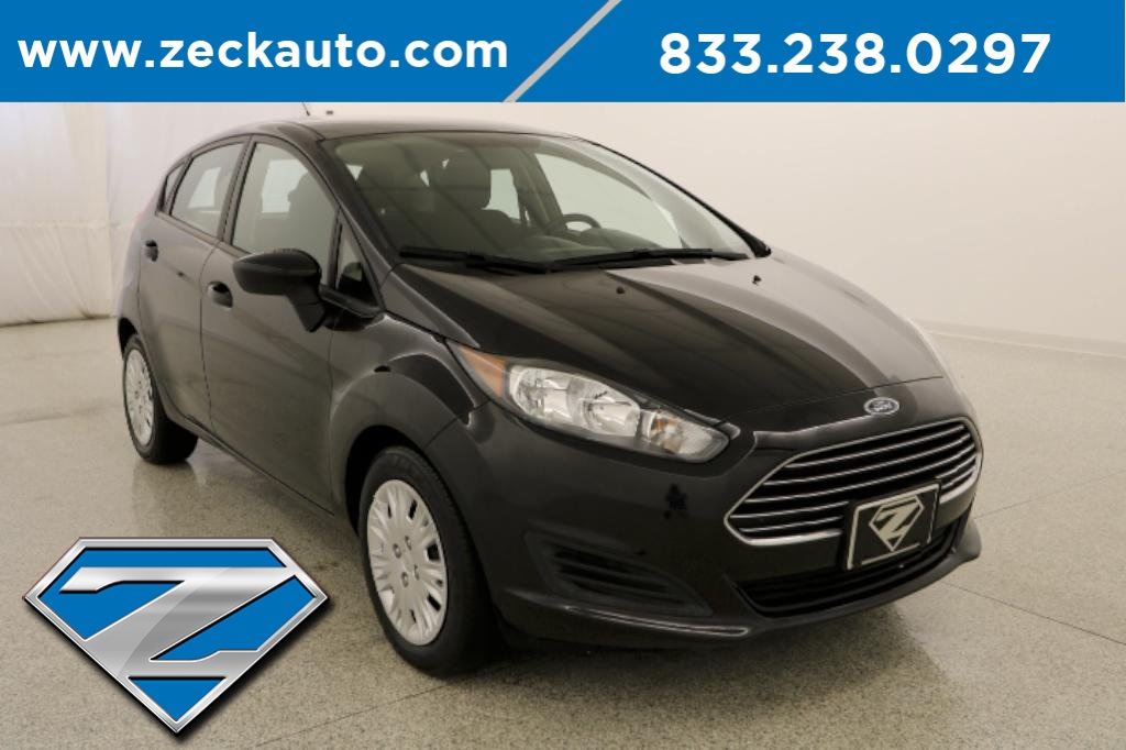 Pre Owned 2014 Ford Fiesta S 4d Hatchback In Leavenworth Fcba23613