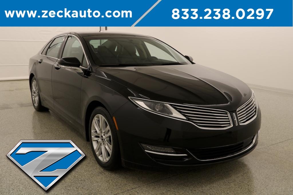 Pre Owned 2016 Lincoln Mkz Select