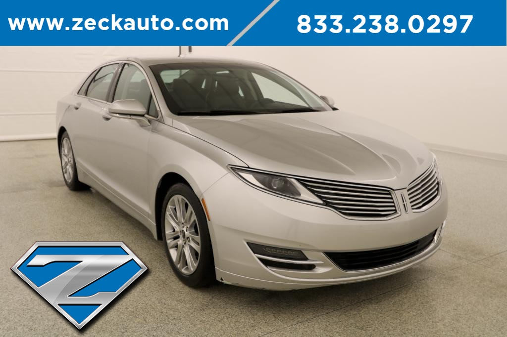 Pre Owned 2016 Lincoln Mkz Premiere