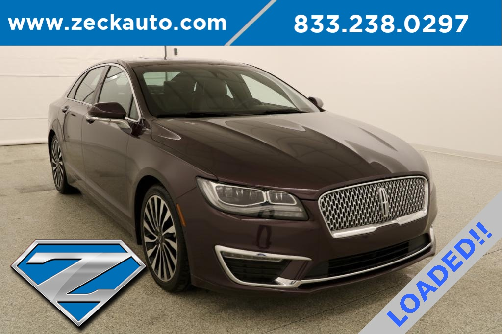 Pre Owned 2017 Lincoln Mkz Black Label