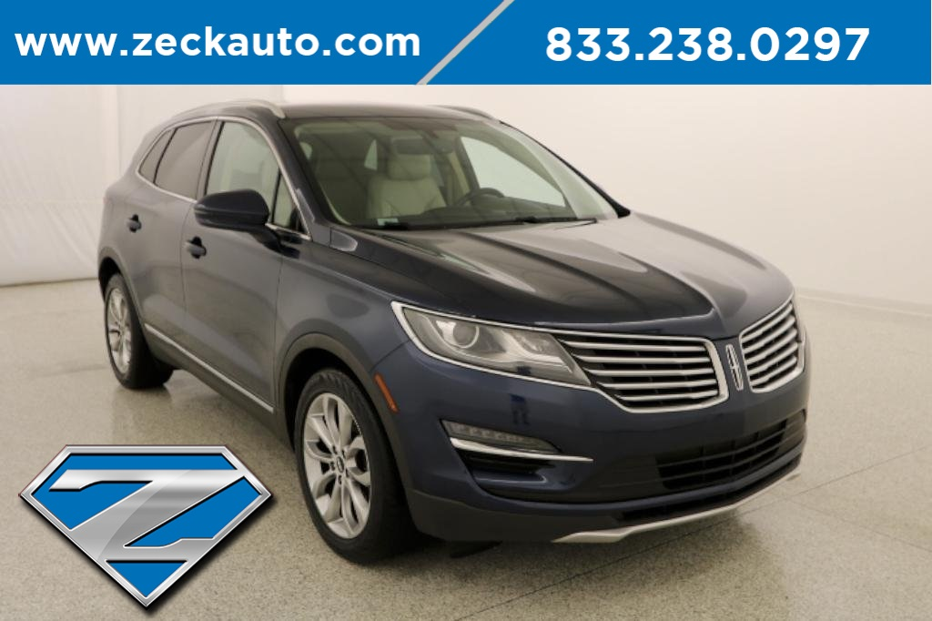 Pre-Owned 2015 Lincoln MKC Select 4D Sport Utility in Leavenworth ...
