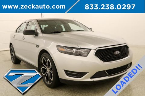 Pre-Owned 2016 Ford Taurus SHO