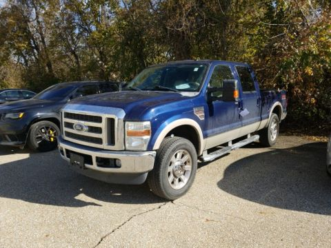 Pre-Owned 2010 Ford F-250SD