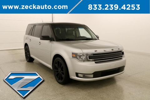Pre-Owned 2016 Ford Flex SEL