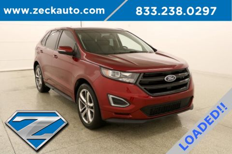Pre-Owned 2015 Ford Edge Sport