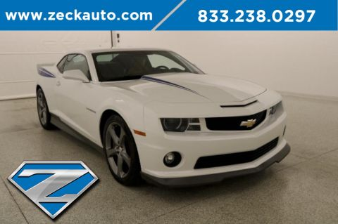 Pre-Owned 2013 Chevrolet Camaro SS