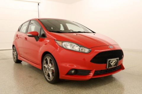 Pre-Owned 2014 Ford Fiesta ST